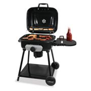 UniFlame Deluxe Outdoor Charcoal Barbecue Grill