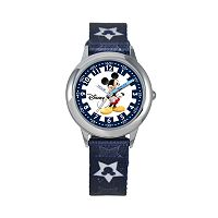 Disney's Mickey Mouse Kids' Star Time Teacher Watch