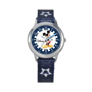 Disney's Mickey Mouse Kids' Star Time Teacher Watch