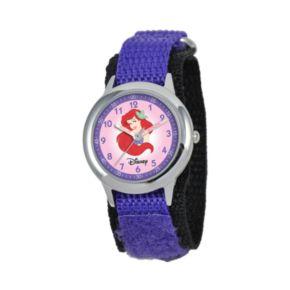 Disney Ariel Time Teacher Stainless Steel Watch - Kids