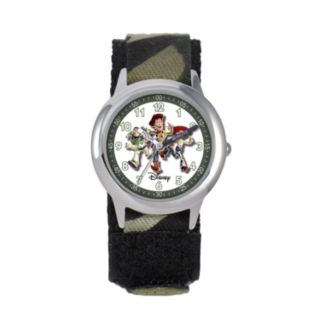 Disney / Pixar Toy Story Kids' Camouflage Time Teacher Watch