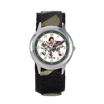 Disney / Pixar Toy Story Kids' Camouflage Time Teacher Watch