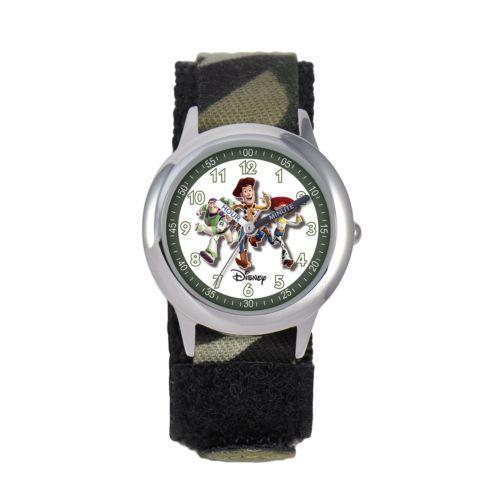 Disney / Pixar Toy Story Time Teacher Stainless Steel Watch