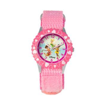 Disney Fairies Tinker Bell, Fawn & Iridessa Kids' Time Teacher Watch