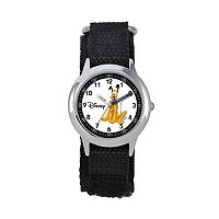 Disney's Pluto KIds' Time Teacher Watch