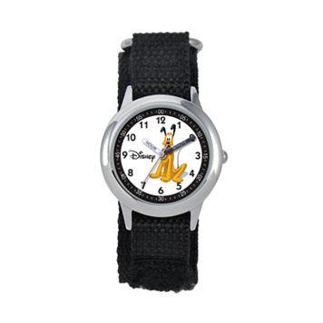 Disney's Pluto KIds' Time Teacher Watch
