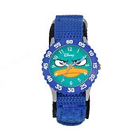 Disney's Phineas & Ferb Agent P Kids' Time Teacher Watch