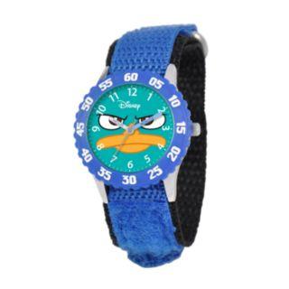 Disney's Phineas & Ferb Agent P Kids' Time Teacher Watch
