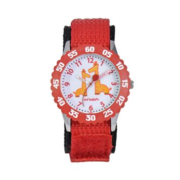 Red Balloon Kids' Time Teacher Giraffe Watch