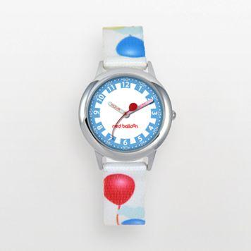 Red Balloon Kids' Time Teacher Watch