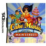 Cake Mania: Main Street for Nintendo DS