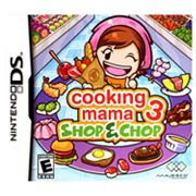 Cooking Mama 3: Shop and Chop for Nintendo DS