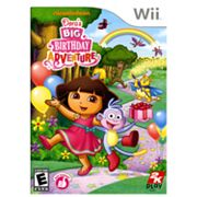 Dora the Explorer: Dora's Big Birthday Adventure for Nintendo Wii