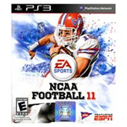 EA Sports NCAA Football 2011 for PlayStation 3