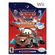 Disney/Pixar Cars Toon: Mater's Tall Tales for Nintendo Wii