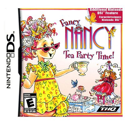 Fancy Nancy: Tea Party Time for Nintendo DS