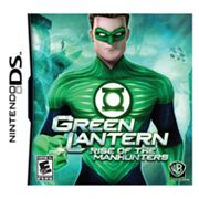 Green Lantern: Rise of the Manhunters for Nintendo DS