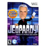 Jeopardy for Nintendo Wii