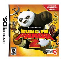 Kung Fu Panda 2 for Nintendo DS