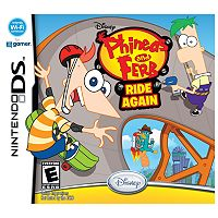 Phineas & Ferb Ride Again for Nintendo DS