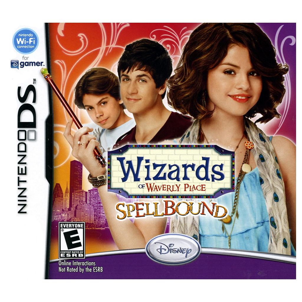 Disney Wizards of Waverly Place: Spellbound for Nintendo DS