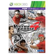 Virtua Tennis 4 for Xbox 360 Kinect