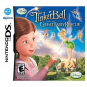 Disney Tinker Bell and the Great Fairy Rescue for Nintendo DS