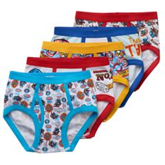 Boys 4-8 Thomas & Friends 5-pk. Briefs