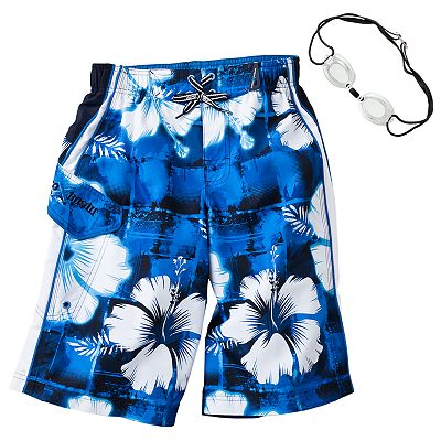 ZeroXposur Kona Swim Trunks - Boys 8-20