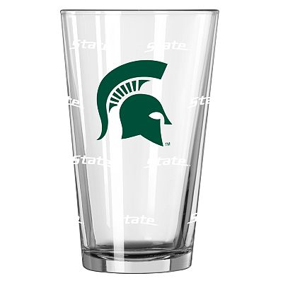 Michigan State Spartans 2-pc. Color-Changing Pint Glass Set