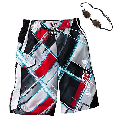 ZeroXposur Trestles Swim Trunks - Boys 8-20