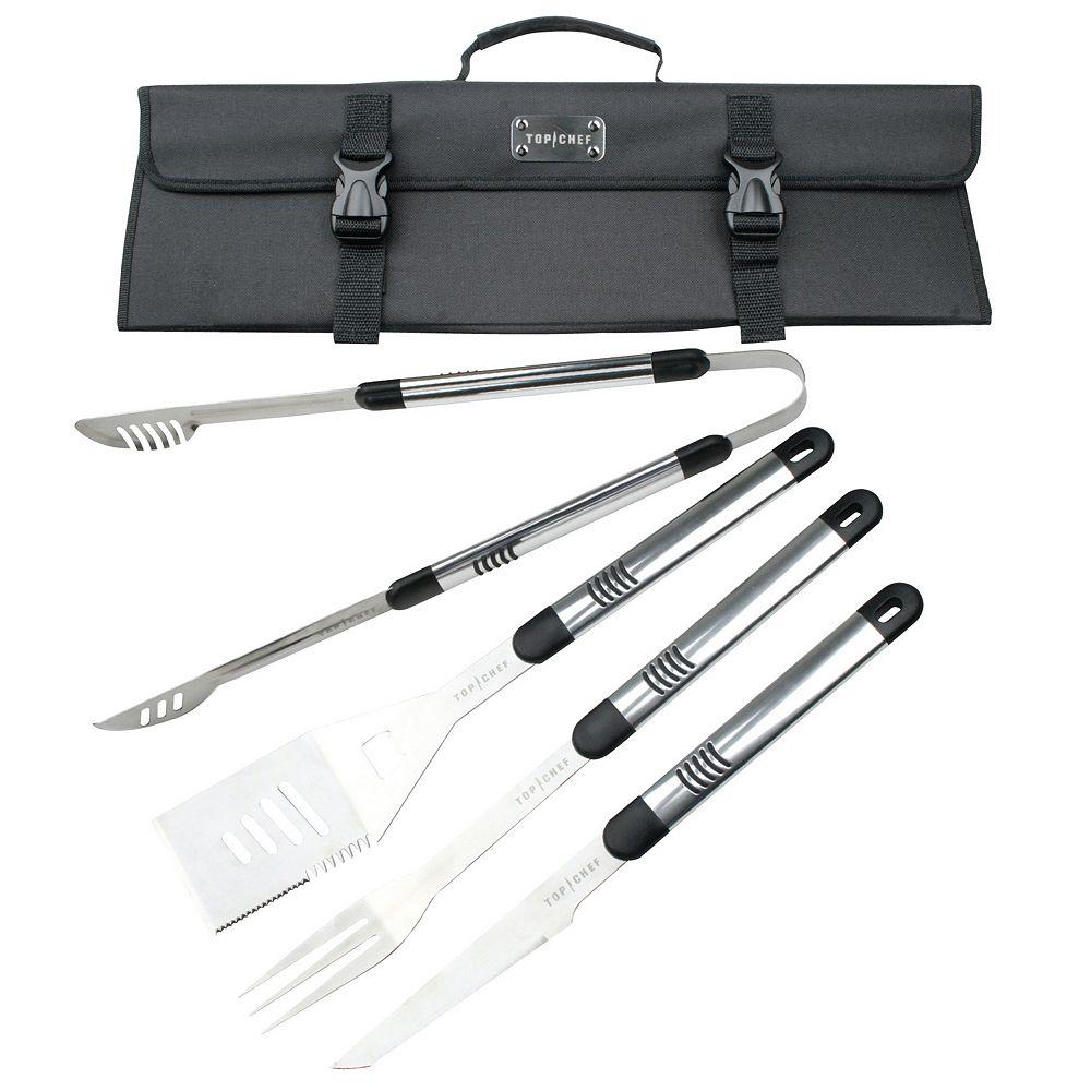 Top Chef 5-pc. Grill & Barbecue Set