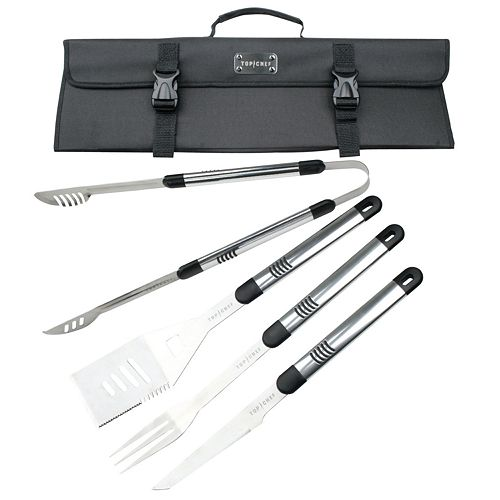 Top Chef 5-pc. Grill & Barbecue Set