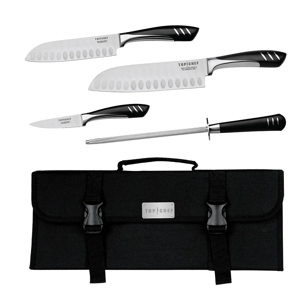 Top Chef 5-pc. Cutlery Set