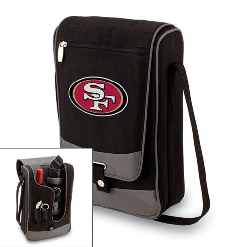 Picnic Time San Francisco 49ers Barossa Insulated Wine Cooler
