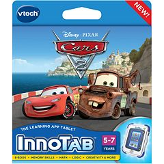 Disney / Pixar Cars 2 InnoTab Software by VTech