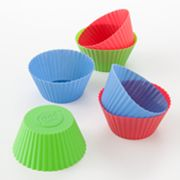 Food Network Reusable Silicone Baking Cups