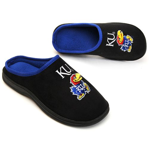 Kansas Jayhawks Slippers