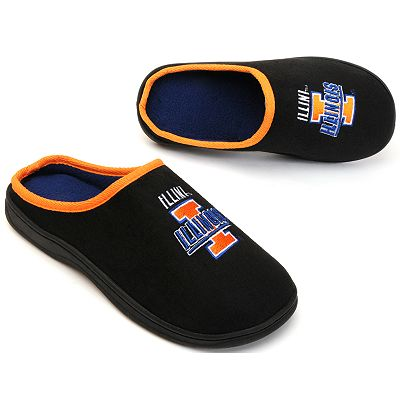 Illinois Fighting Illini Slippers -  Men