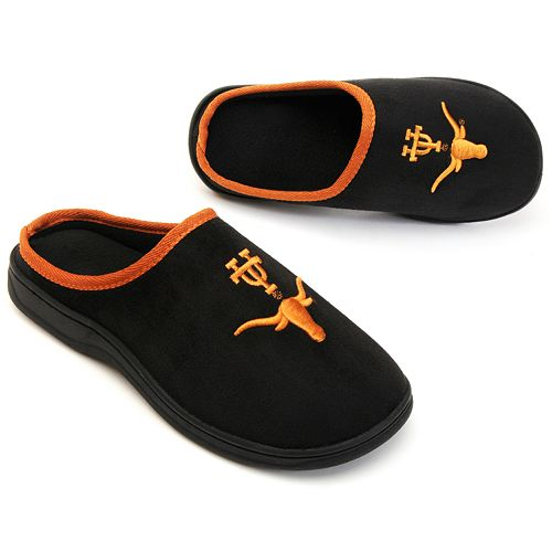 Texas Longhorns Slippers