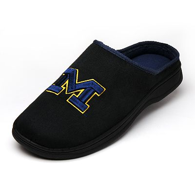 Michigan Wolverines Slippers