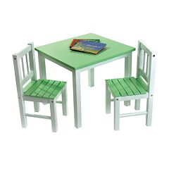 Lipper Children's Table & Chairs Set