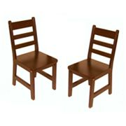 Lipper 2 pkChildren's Chairs