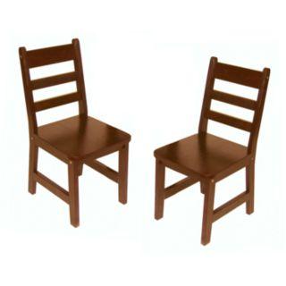 Lipper 2-pk. Children's Chairs