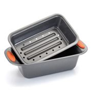 Rachael Ray 2 pc Meatloaf Pan