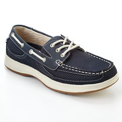 Croft and Barrow Boat Shoes - Men