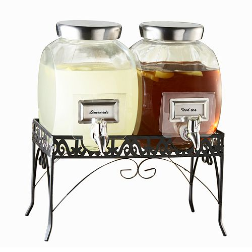 Style Setter Williamsburg Beverage Dispensers