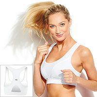 FILA SPORT® Bra: Core Essential Medium-Impact Sports Bra