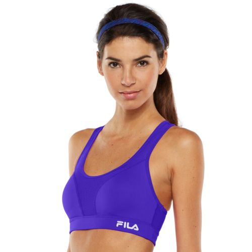 FILA SPORT® Bra: Core Essential High-Impact Sports Bra - Women's
