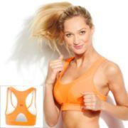 FILA SPORT Bra: Core Essential High-Impact Sports Bra - Women's
